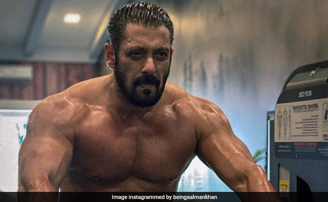 Salman Khan's Training For Tiger 3 Looks Way Too Intense In This Work Out Video