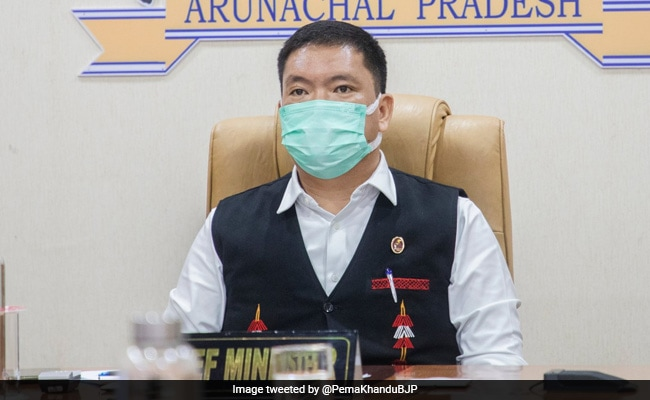 Arunachal Working To Resolve Boundary Dispute With Assam: Chief Minister