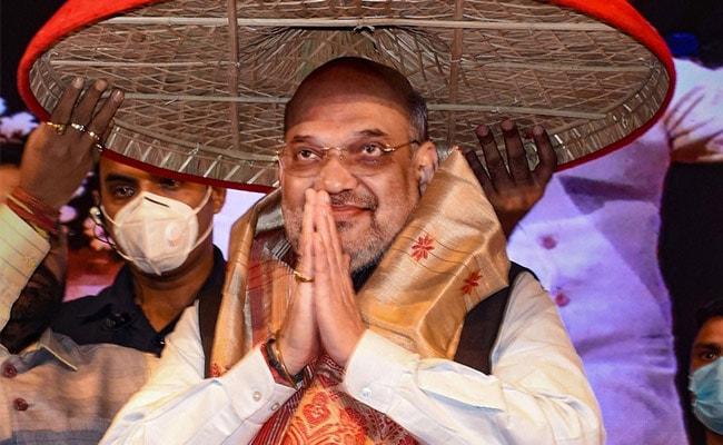 BJP's Return Showed Assam Rejected 'Andolan' And 'Atankwad': Amit Shah