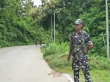 Video : Ground Report: Mizoram Complains Of Blockade, Trucks Stranded On Highway