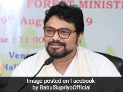 """Life Has Opened A New Avenue For Me"": Babul Supriyo On Joining Trinamool Congress"