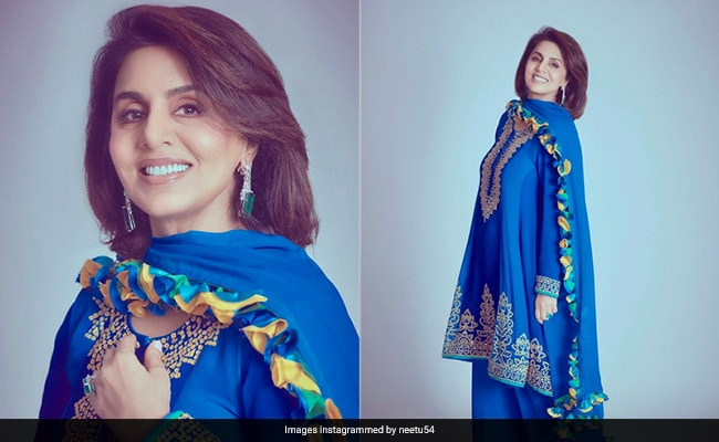 Neetu Kapoor Turns 63; Rings In Her Birthday With Cakes, Dinner And Family