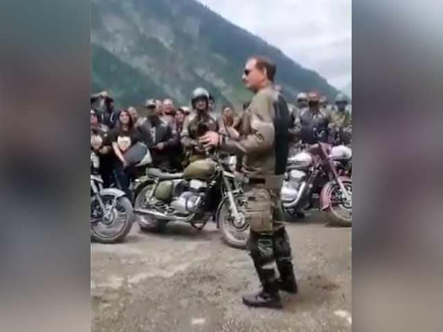 """Video : """"How Is The Josh?"""": Army's Video Of Bike Rally Dedicated To Kargil Martyrs"""