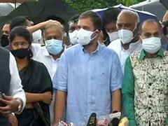 "PM Modi ""Hit Soul Of India's Democracy"" By Using Pegasus: Rahul Gandhi"