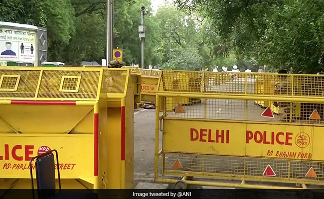 Farmers Set To Protest In Heart Of Delhi Today, Tight Security At Borders