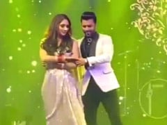 Inside Rahul Vaidya And Disha Parmar's Reception: A Special Performance By The Couple And Other Viral Videos