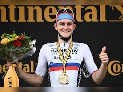 Tour De France: Matej Mohoric Wins Pulsating Stage Seven As Primoz Roglic Routed