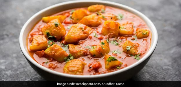 Kerala Style Potato Curry