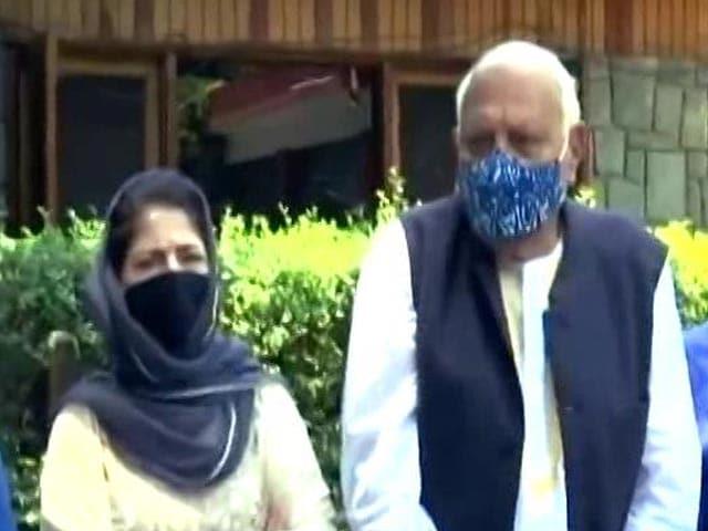 Video : Delimitation Process Begins In Jammu And Kashmir Amid Gerrymandering Concerns