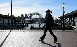 Sydney Lockdown Extended By 4 Weeks As Australia COVID-19 Cases Spike