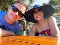 """Preity Zinta's Pic With Husband Gene Goodenough Is Giving Us Major """"Weekend Vibes"""""""