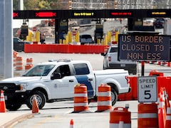 Canada Border Guards Vote To Strike Days Ahead Of Reopening To US Tourists