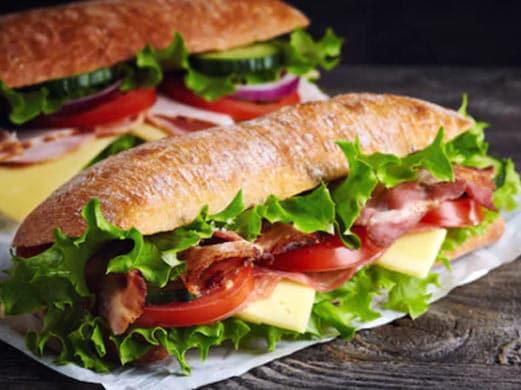 How To Make Subway-Style Chicken Sandwich