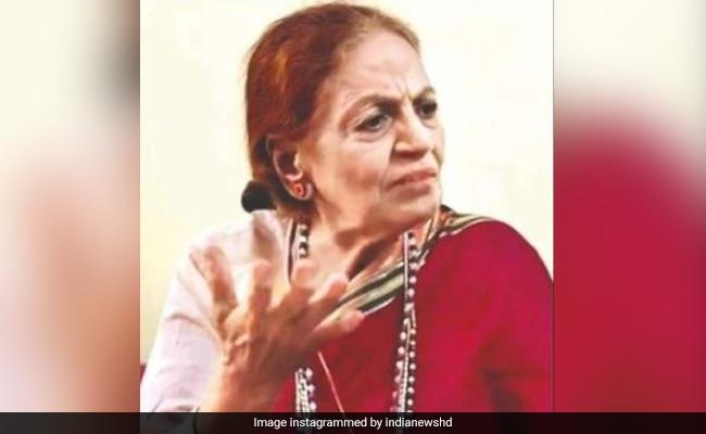 'नदिया के पार' फिल्म की एक्ट्रेस सविता बजाज आईसीयू में भर्ती, आर्थिक तंगी से भी जूझ रहीं एक्ट्रेस