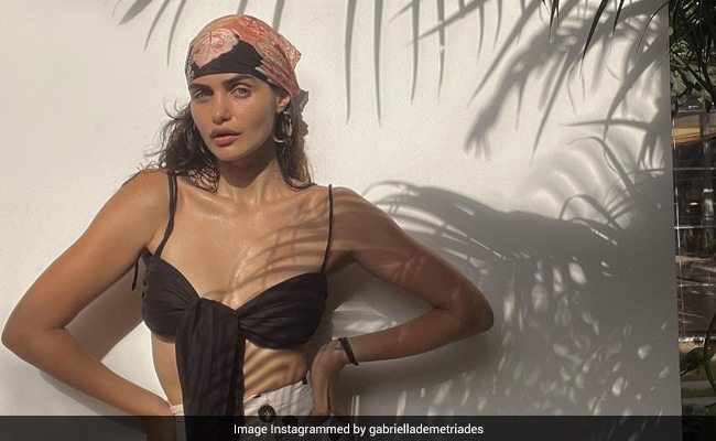 Gabriella Demetriades On Body Image Issues And Things She Was Told When The 'Fashion Industry Wasn't As Diverse'