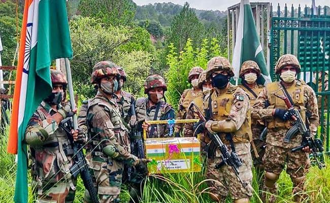 BSF, Pakistan Rangers Exchange Sweets On Eid-Ul-Adha, First Time Since 2019