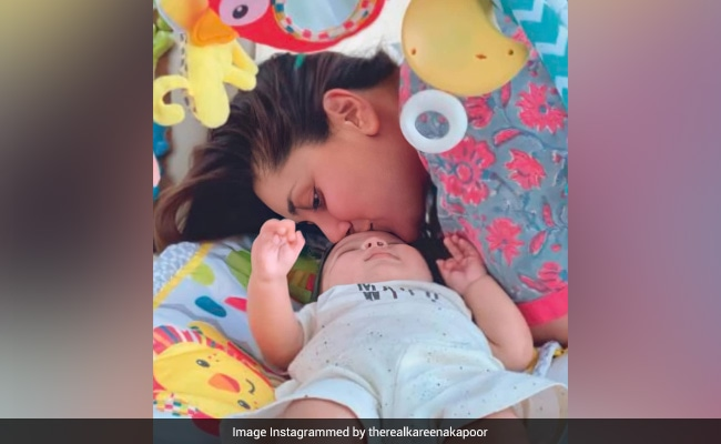 Is That Baby Jeh In Viral Pic Of Kareena Kapoor From Her Book?