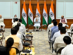 Complete List Of New Union Ministers