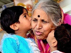 """Social Worker Sindhutai Sapkal Approaches Police Over """"Misuse"""" Of Her Name"""