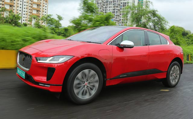 Video : 2021 Jaguar I-Pace Electric SUV India Review   Car Of The Future