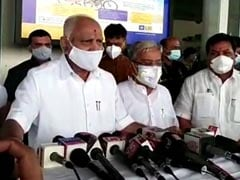 """""""If The Message Comes By Evening..."""": BS Yediyurappa On Replacement"""