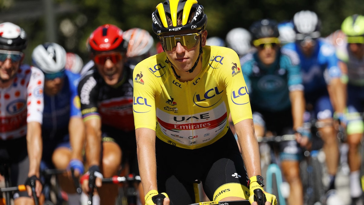 Tadej Pogacar wins the successful Second Tour de France Cycling News