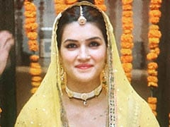 """On Her """"Chubbiest Day Of <i>Mimi</i>,"""" Kriti Sanon Looked Like This"""