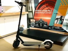 Mi Scooter Pro 2 Mercedes-AMG Petronas F1 Edition: First Impressions