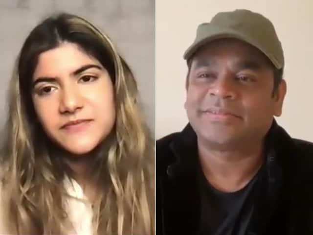 Video : AR Rahman & Ananya Birla On Mirabai Chanu's Win