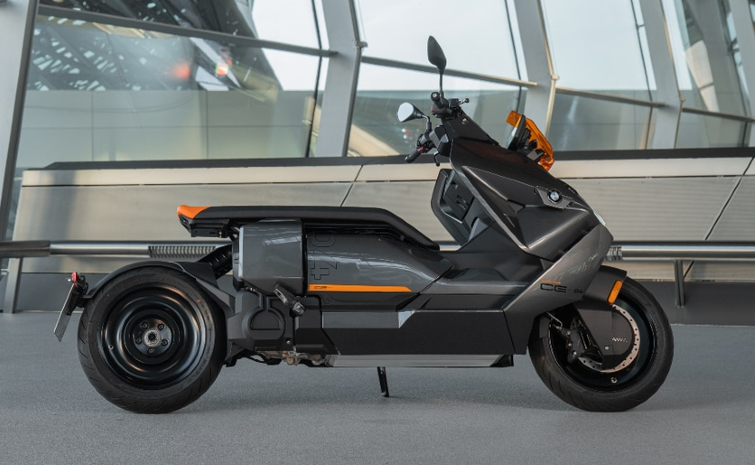 BMW CE 04 Electric Scooter: Top 5 Highlights