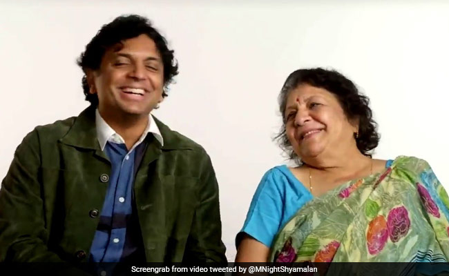 What M Night Shyamalan's Mother Said About His Movie 'Old'