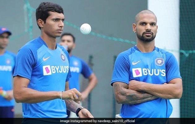 SL vs IND: Medical Team Assessing Navdeep Sainis Injury: Bowling Coach
