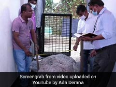 World's Largest Star Sapphire Cluster Found By Workmen Digging Well