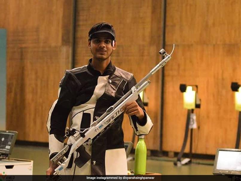 Tokyo Olympics: Shooter Divyansh Singh Panwars Road To The Games