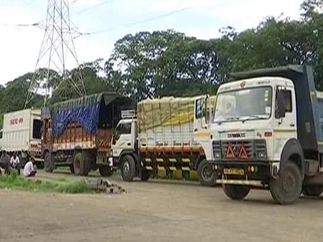 Video : Hike In Diesel Prices Adds To Transporters' Woes