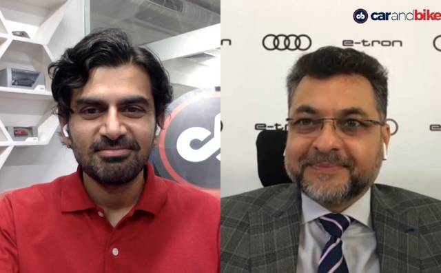 Video : Freewheeling With SVP: In Conversation with Balbir Singh Dhillon, Audi India