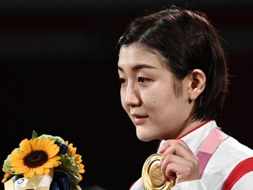 Tokyo Olympics: Chinas Chen Meng Hits Back At Critics After Winning Table Tennis Gold