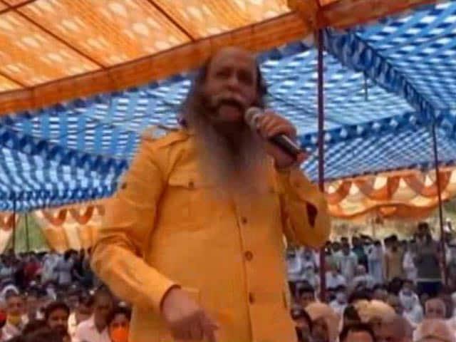 Video : BJP 'Hate' Neta Calls For Violence, Gets Away