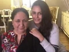 """""""Happy Birthday Lioness"""": Huma Qureshi's Wish For Mother Came Gift-Wrapped Like This"""