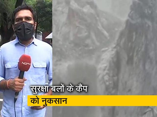 Videos : देश प्रदेश : जम्मू कश्मीर में अमरनाथ गुफा के पास बादल फटा, भारी तबाही की आशंका