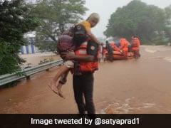 138 Dead In Maharashtra Rain Fury, 90,000 Moved To Safety