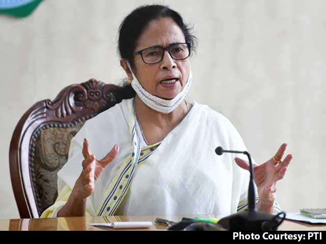 """Video : """"Hiked 8 Times Since May"""": Mamata Banerjee's Letter To PM On Fuel Prices"""