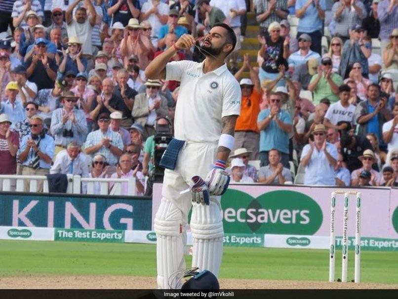 England vs India: Virat Kohli Shares Previous Photo of the 2018 Tour of England 5-Match Test Series Cricket News