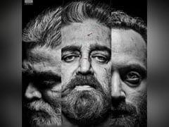<i>Vikram</i> First Look: Kamal Haasan, Fahadh Faasil And Vijay Sethupathi Set The Internet Ablaze