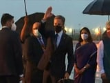 Video : US Secretary of State Arrives; To Hold Talks With Indian Leaders Today