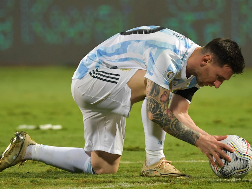 Copa America: Lionel Messi Dazzles With Splendid Free-Kick Goal In  Quarter-Final Win Against Ecuador. Watch | Football News