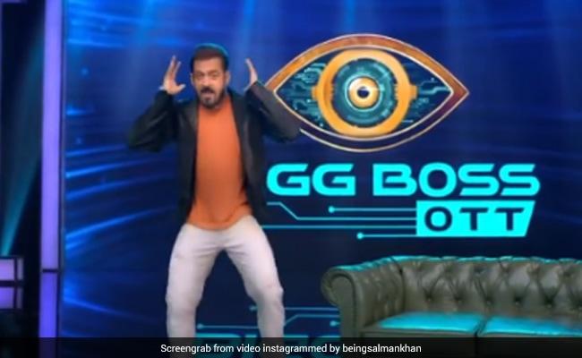 Salman Khan's Bigg Boss Announcement Is As OTT As It Gets, Like Literally