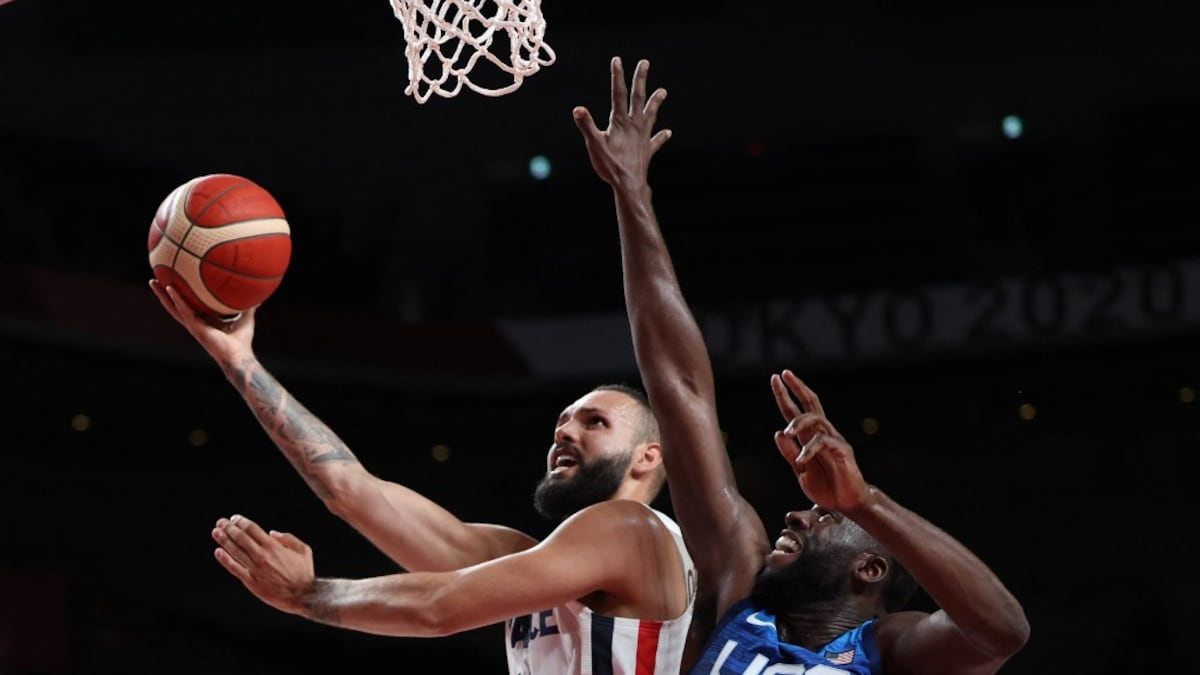 Tokyo Games: USA loses men's basketball game since 2004 |  Olympic News
