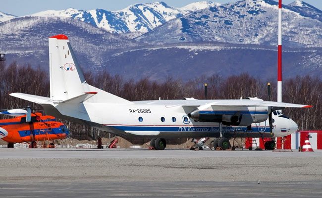 No Survivors From Plane Crash In Russia: Officials