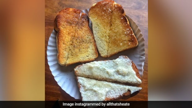 Cheeni Toast Recipe: To Quench Sweet Cravings In Minutes, Make Cheeni Toast With Just Three Ingredients